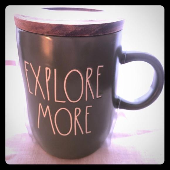 Rae Dunn explore more mug